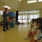 子ども花火教室
