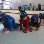 スケート遊び(年中児)