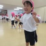 体育遊び(年少)