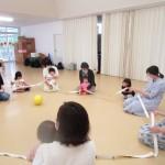 6月カタリナピッコロ 音楽遊び&誕生日会