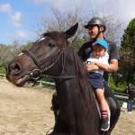 乗馬体験・総合公園(年長児)