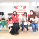12月カタリナピッコロ(造形遊び・お誕生日会)