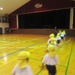 体育遊び(年中児)