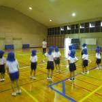 体育遊び(年長児)